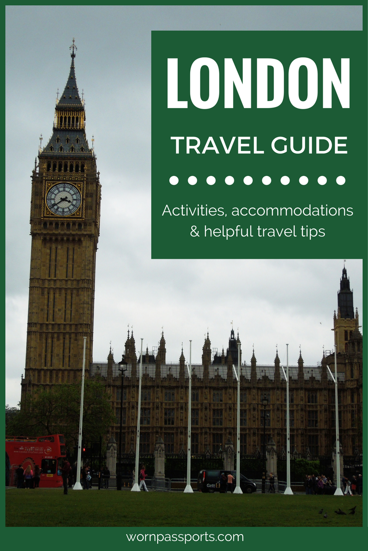 Travel guide to visit London, England: Sample itinerary, advice, and recommendations from real travelers. Visit Westminster Abbey, Big Ben, Tower of London, Globe Theater & Kings Cross Station like a pro. Learn about the oldest pub in the city, the best place to stay & useful travel information.