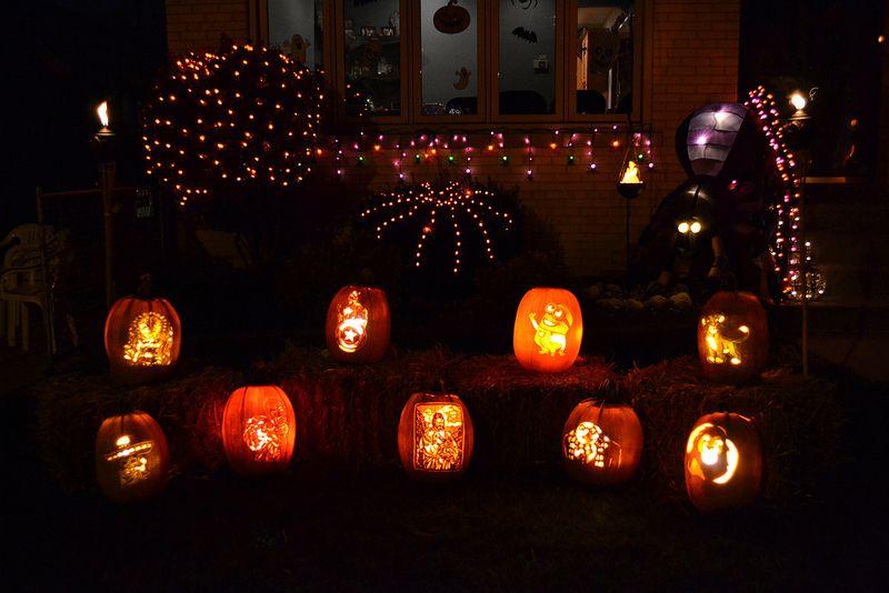 The Halloween Dump (51 Images)   Capcy