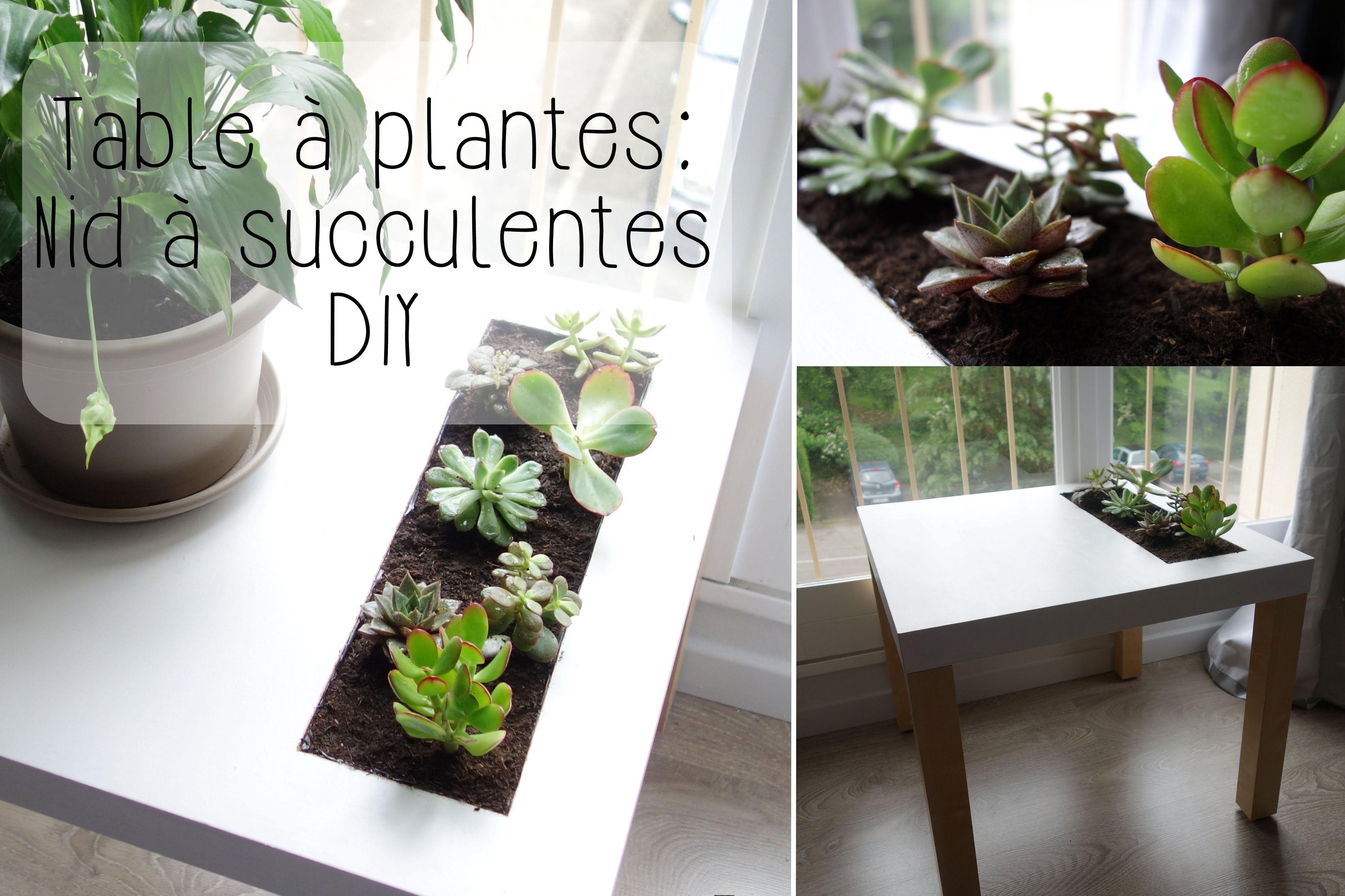 Jardini Re Dans Table Ikea Inspirations Home Made Pinterest