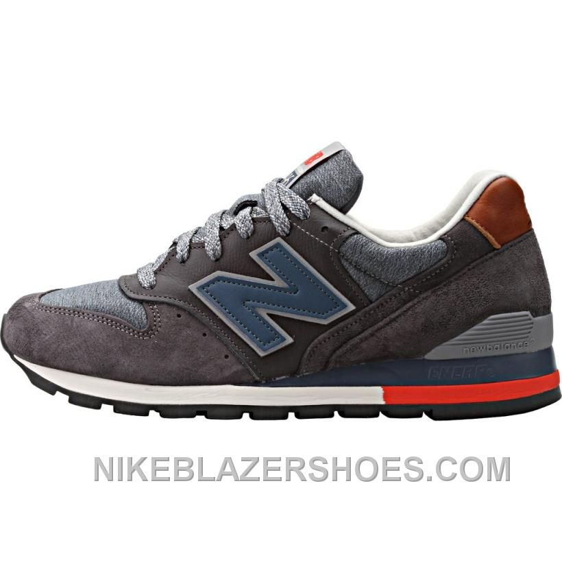 7c1fcc5bbfccd New Balance 996 Distinct Retro Ski - Grey/Chambray/Red in 2019 ...