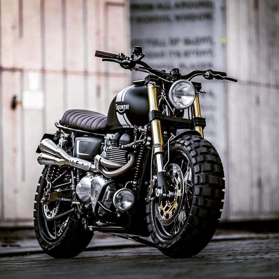 apostrophe9 : Photo | Triumph Motorcycles | Scrambler ...