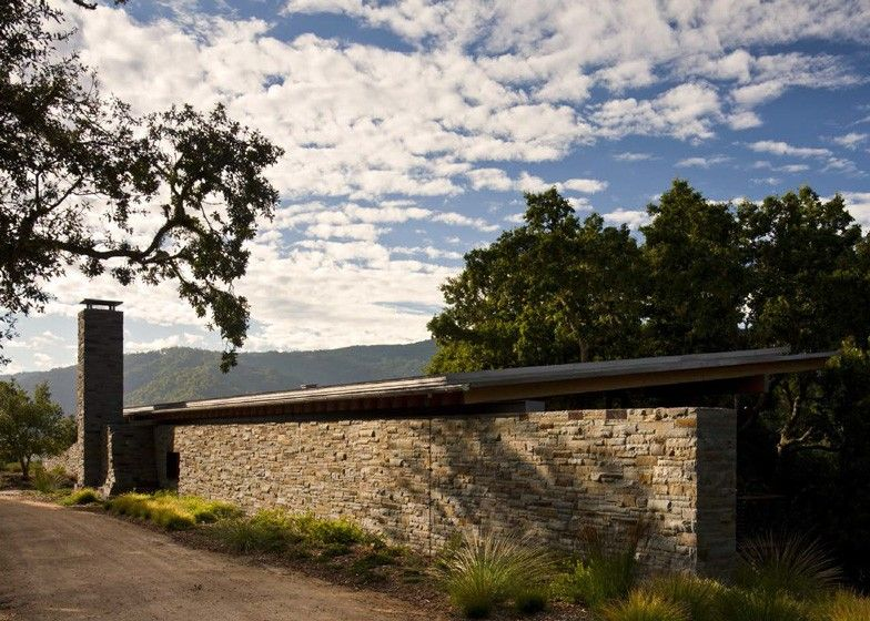 Modern Architecture Journals halls ridge knoll guest house par bohlin cywinski jackson | guest