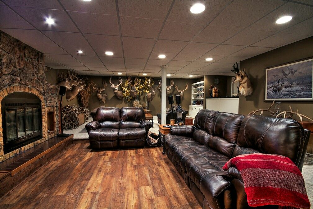 Pin By Scott Vos On Unique Home Designs Ideas And Outdoor Living Trophy Rooms Man Cave Home Bar Man Cave