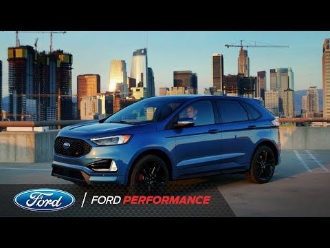 The  Ford Edge St Ford Performance Youtube