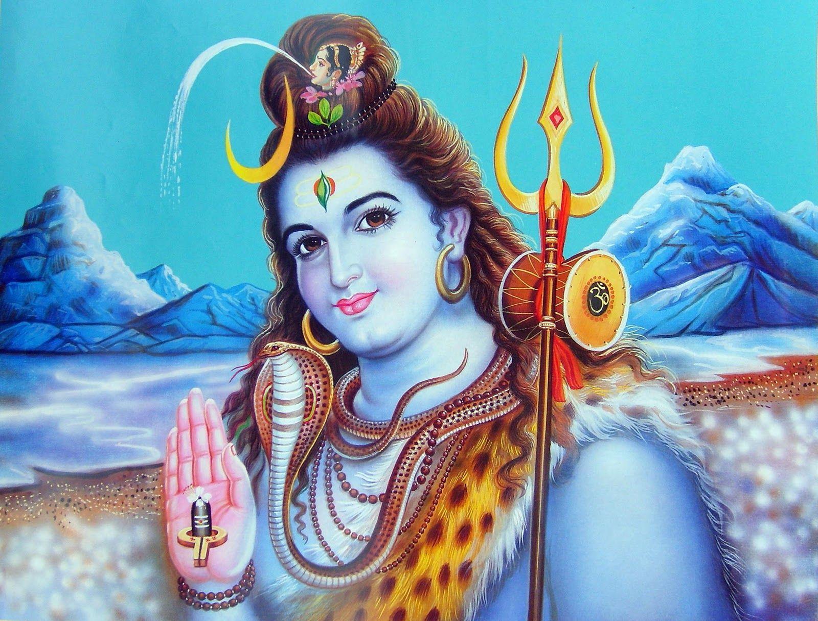 Bholenath Hd Wallpaper: Download Free Spiritual HD