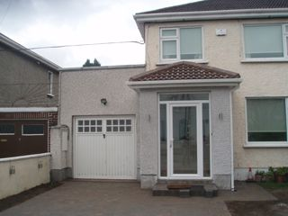 House extension south Dublin   kitchen extension   rear and side ...