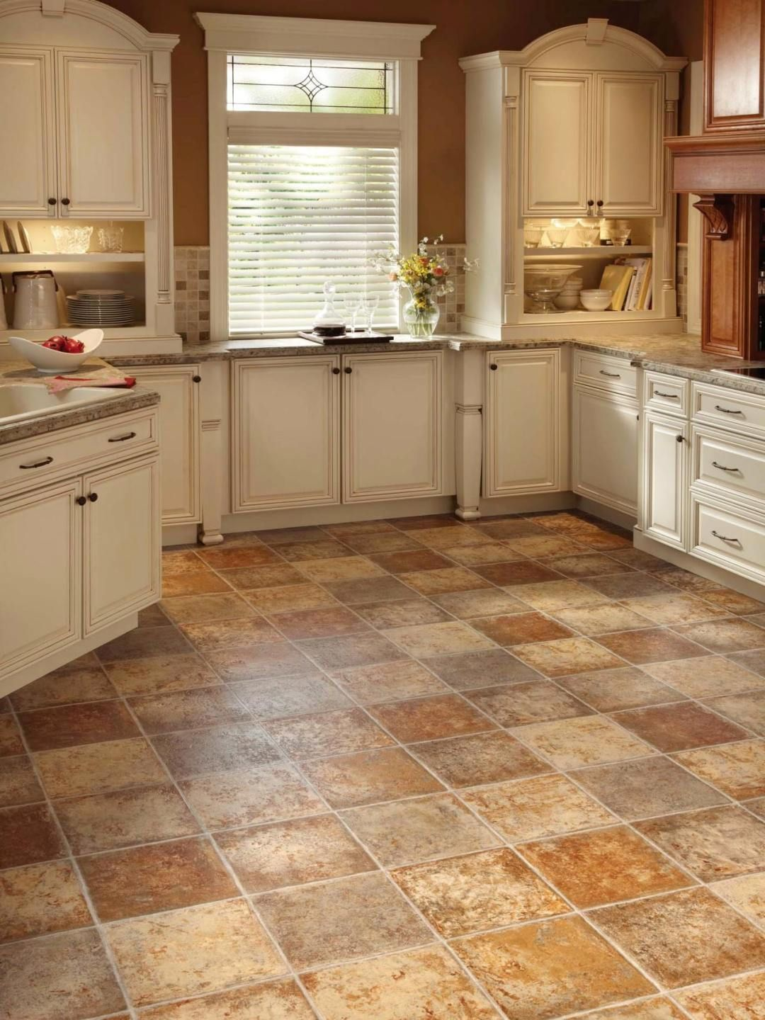 59+ Highlevel Inspiration for Kitchen Flooring Ideas