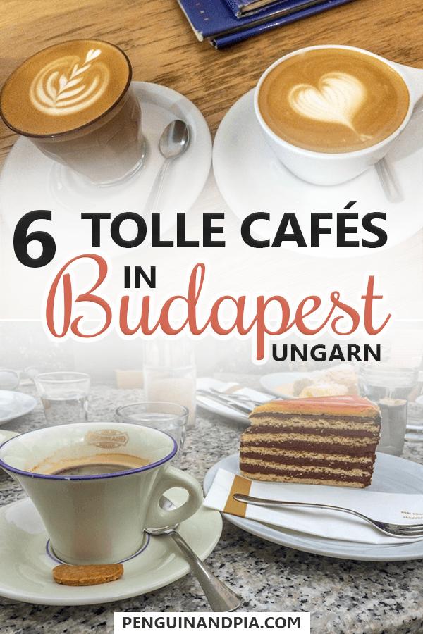 Photo of 6 Cafés in Budapest, die du besuchen solltest