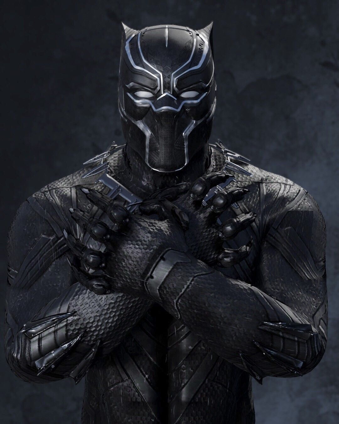 Black Panther - Wakanda Forever!, Saruhan Saral
