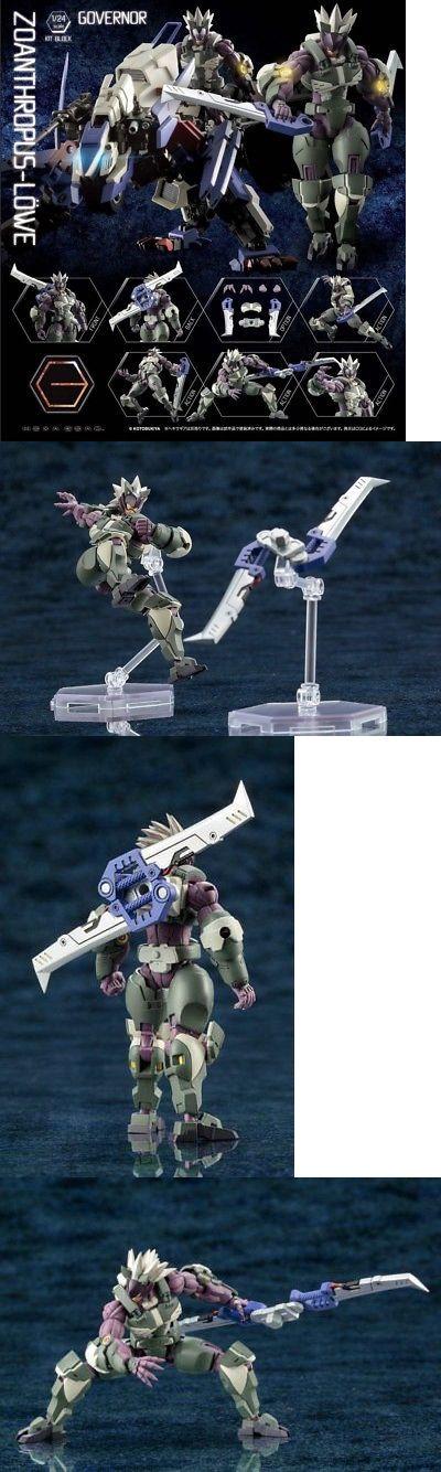 Kotobukiya HG008 Hexa Gear Governor Zoanthropus-Lowe 1/24 Scale Kit Science Fiction