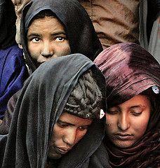 Africa: Tuareg berbers, Mali