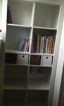 Bopita boekenkast Mix&match kinderkamer