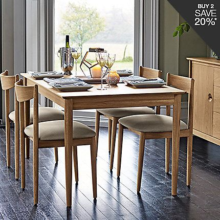 Hampden dining table and chairs Dining Room Pinterest Ranges