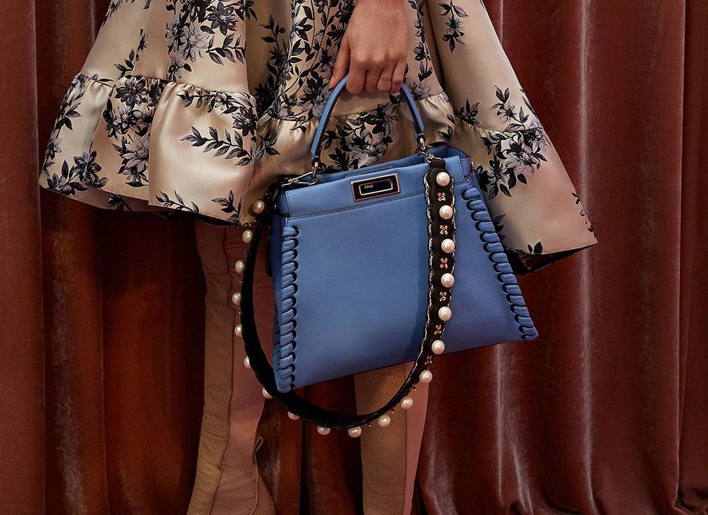 51f714e1351d Fendi Sticks Mostly to Recent Favorites for Its Brand New Resort 2018 Bags  - PurseBlog