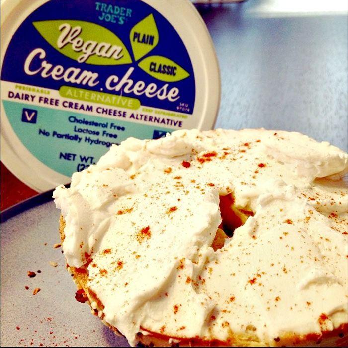 Trader Joe S Vegan Cream Cheese Trader Joes Vegan Vegan Cream Cheese Dairy Free Cream Cheese