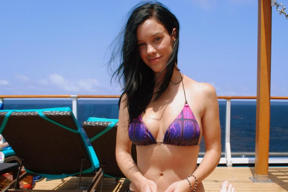 Stephanie 'Hex' Bendixsen in a Bikini WOW!!!