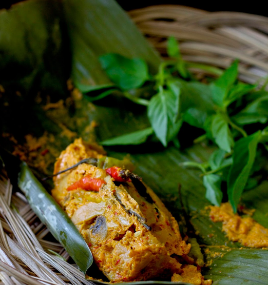 Resep Pepes Jamur Tiram Pedas Resep Makanan Sehat Resep Resep Masakan Indonesia