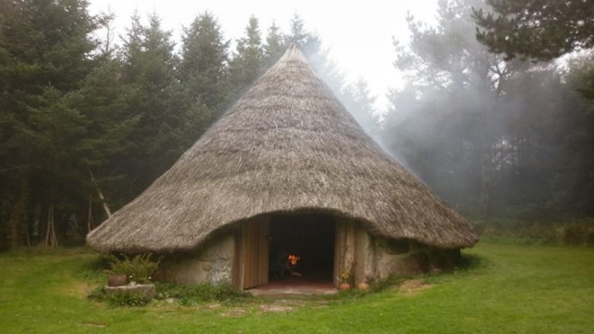 The Roundhouse Project  Ancient Celts  | Project Re-Pins in