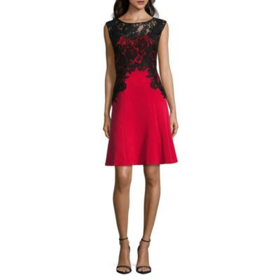 fit flare dress dress red sleeveless dresses christmas dance messages red dress outfit text posts skater dress flare dress