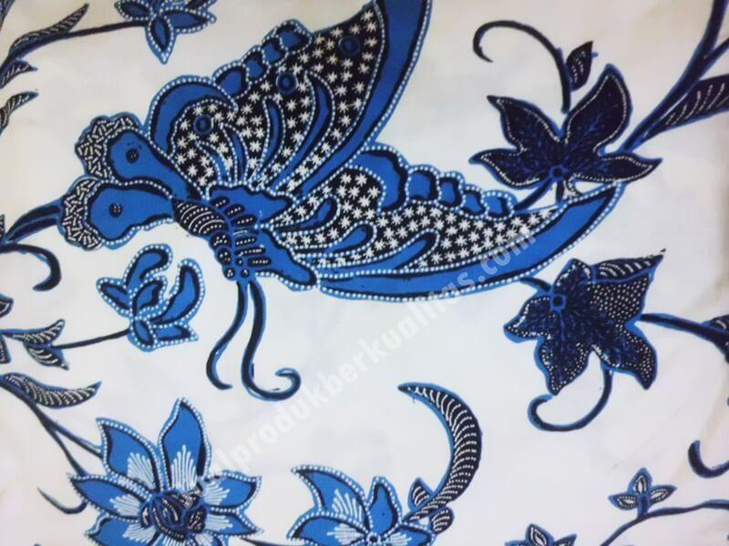 Makna Simbolik Batik Pekalongan Gambar Flora Dan Fauna Flora Gambar