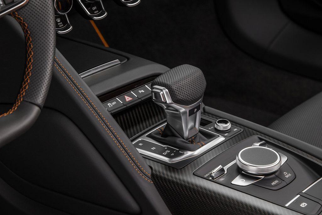 2017 R8 V10 Plus Exclusive Audi R8 V10 Plus R8 V10 Plus Automatic Transmission