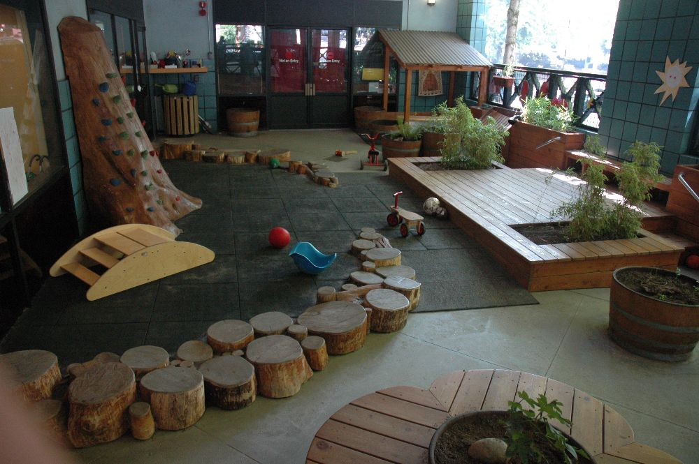 Play Area For Kids Inside
