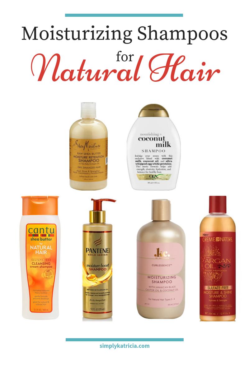 Moisturizing Shampoos For Natural Hair Natural Hair Shampoo Moisturizing Shampoo Hair Cleansing Shampoo