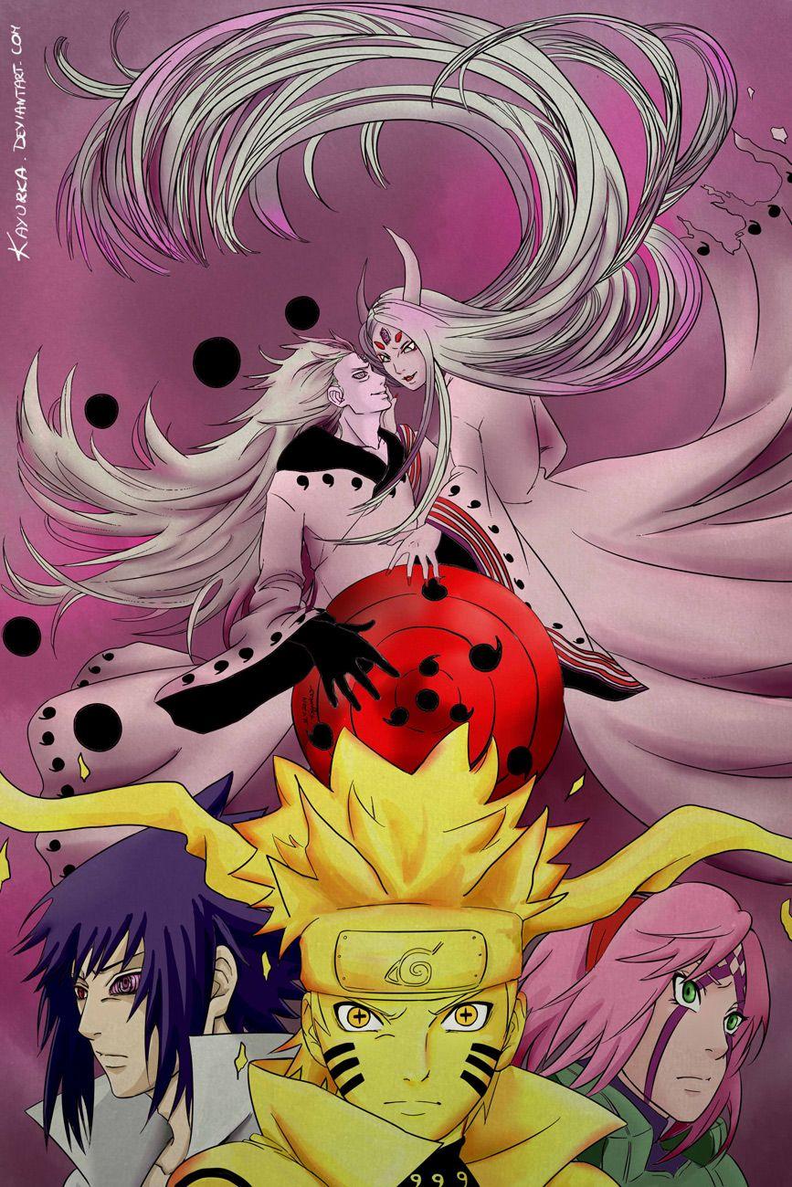 Naruto 679 Page 19 Manga Stream Naruto mangá, Anime