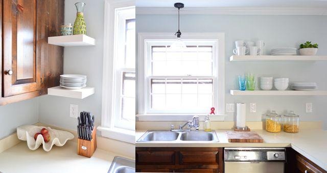 Ideas low cost para reformar tu cocina antigua sin obras : via La ...