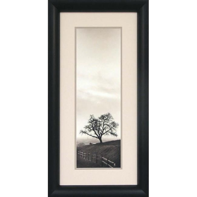 <li>Artist:Alan Blaustein</li><li>Title: Sentinel Oak Tree</li><li>Product type: Framed print</li>