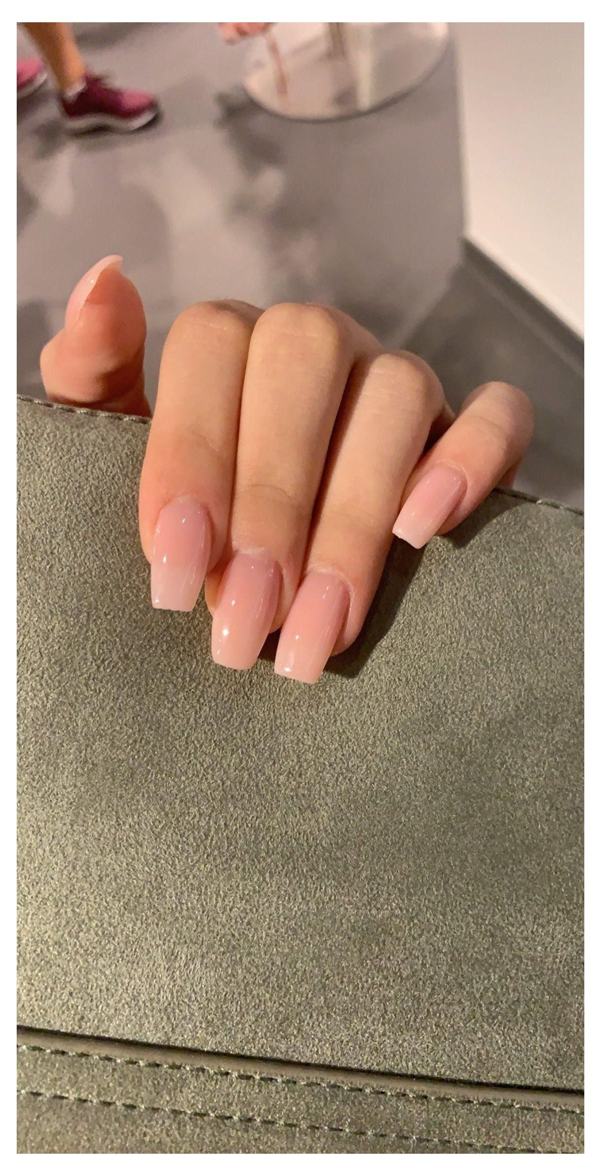 Polygel Nail Kit Short Acrylic Nails Square Spring Colour Tired Of Your Boring And Dull In 2020 Gold Gel Nails Acrylic Nails Coffin Short Natural Acrylic Nails