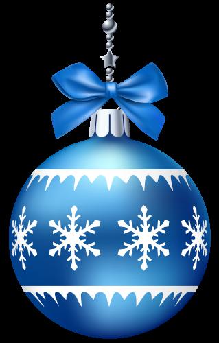 Blue Christmas Ball PNG Clip Art The Best Clipart