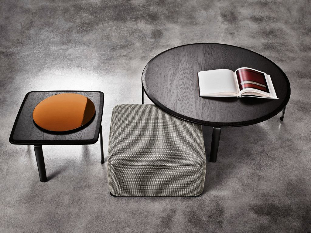 Round Coffee Table Minotti Coffee Tables Furniture