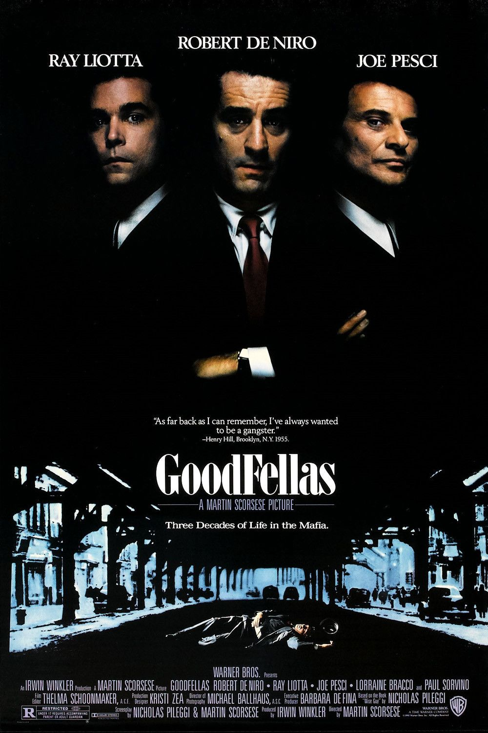 It's our Movie of the Week - Goodfellas - 4-8-13