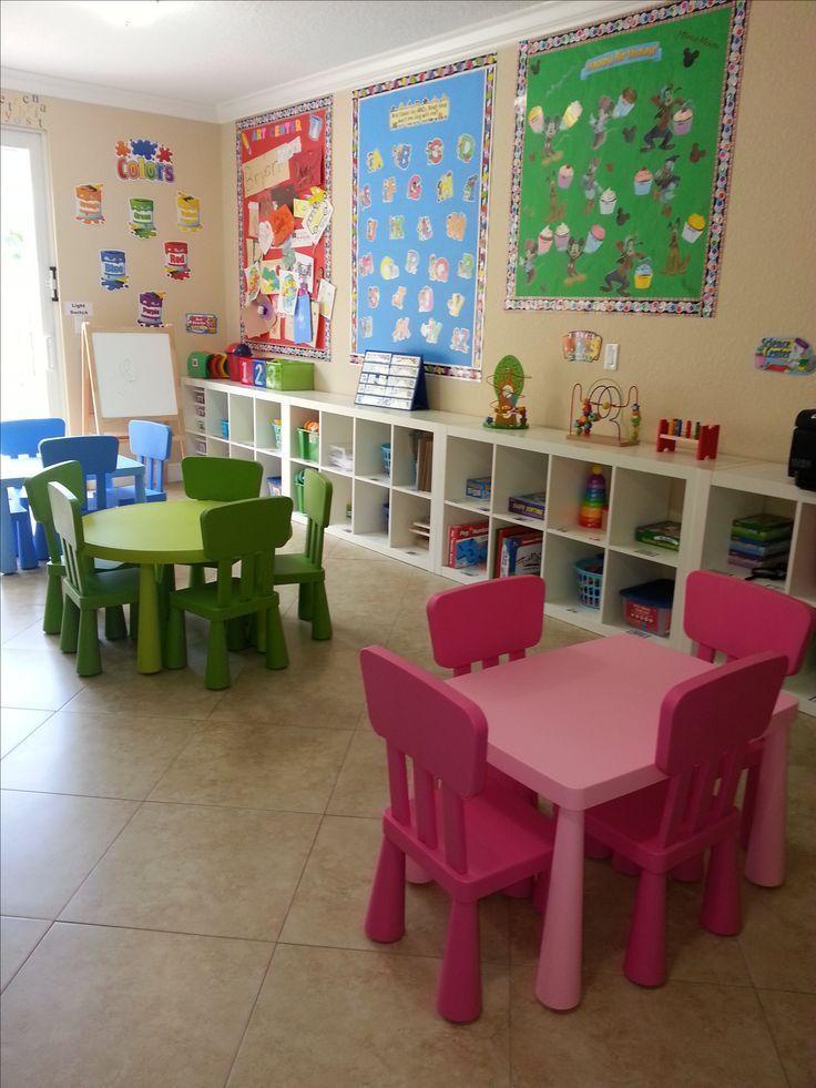 childrens daycare daycare preschool provider preschool fam daycare family daycare setup - Designing A Home Preschool Room