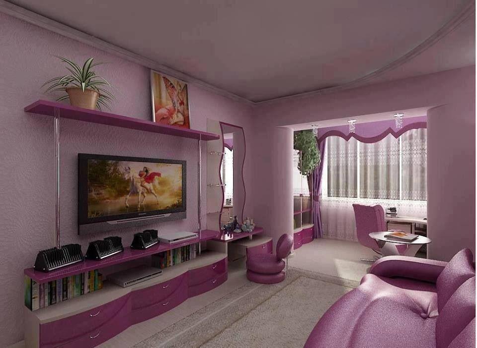 Purple Livingroom something Pinterest Interior decorating and