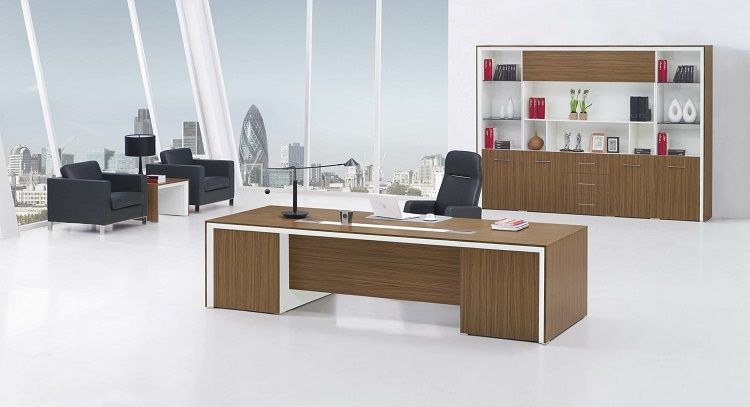 l shaped solid wooden office furniture executive office desk buy office deskwooden executive office deskoffice furniture desk product on alibabacom