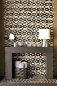 Modern Tile Design.  Moorish good looks.