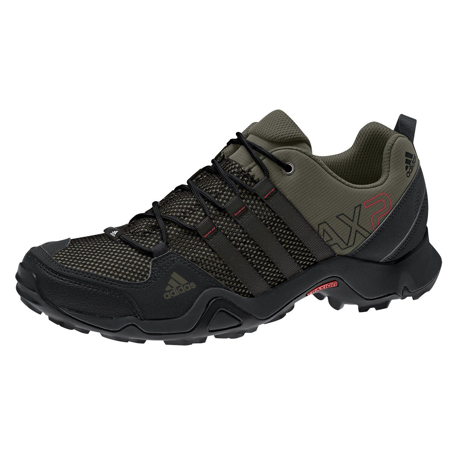 3f1e42a567639 Amazon.com: adidas Outdoor AX2 Hiking Shoe - Men's: Shoes | men's ...