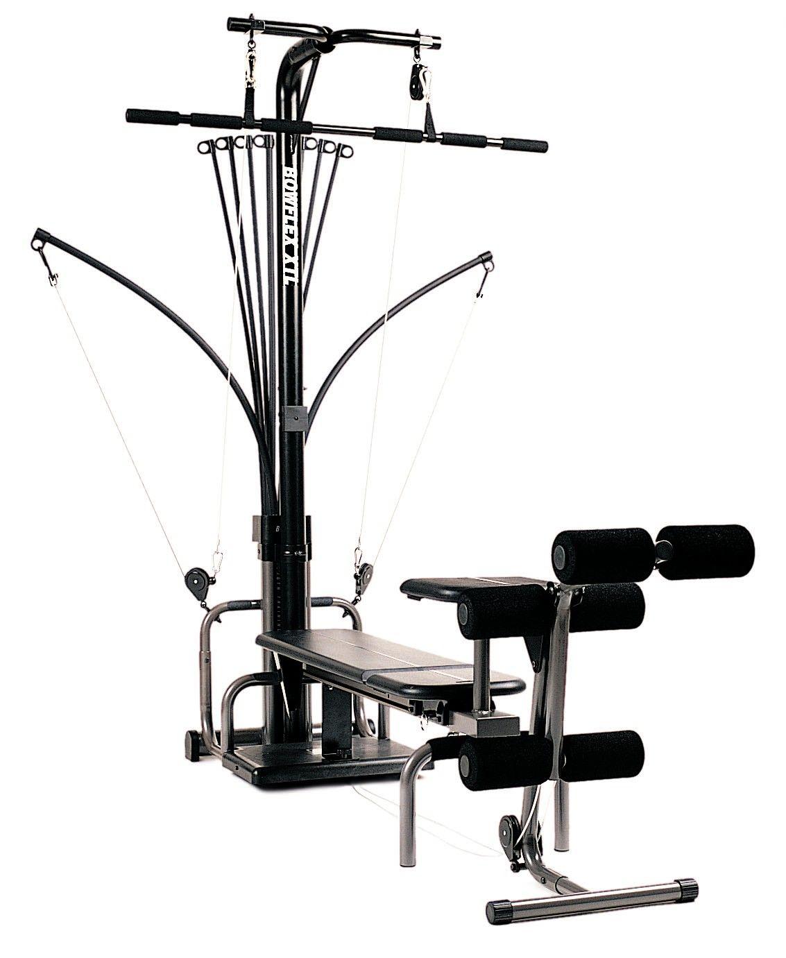 Bowflex xlt power pro workout equipment we just bought