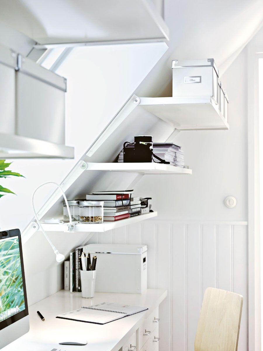 Schrägen Sind Eine Herausforderung. Doch Mit Unseren Cleveren Tipps Und  Praktischen Lösungen Holt Ihr Das Beste Aus Euren Räumen Heraus.