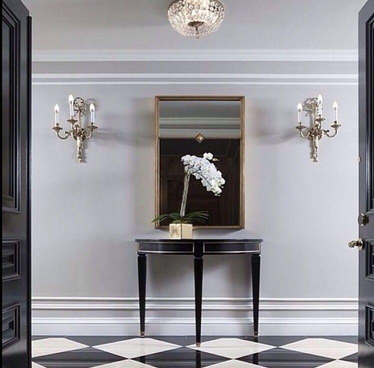 Black&White Mood #interiordesing #design