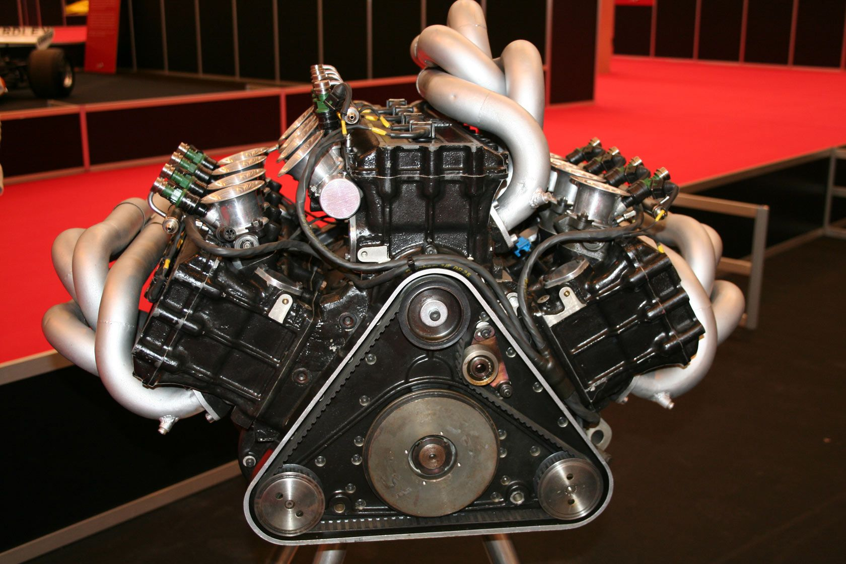 12 cylinder LS12, will blow your mind--take 3 x 2.0 Ecotec I4's and make a  6.0 550hp W12