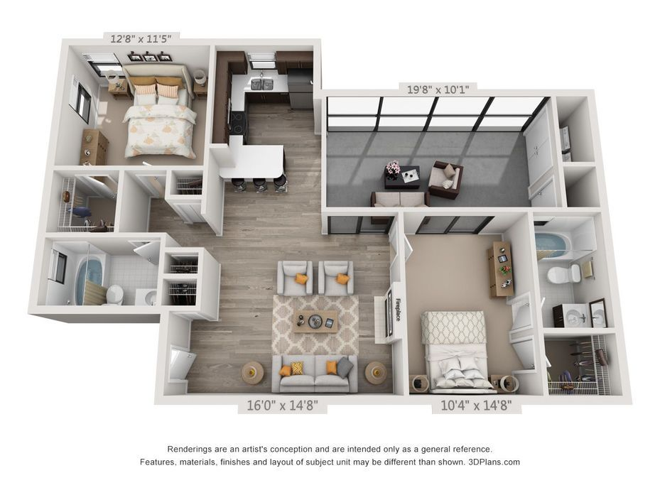 3d Furnished In 2020 Sims House Plans Sims House Design Sims House
