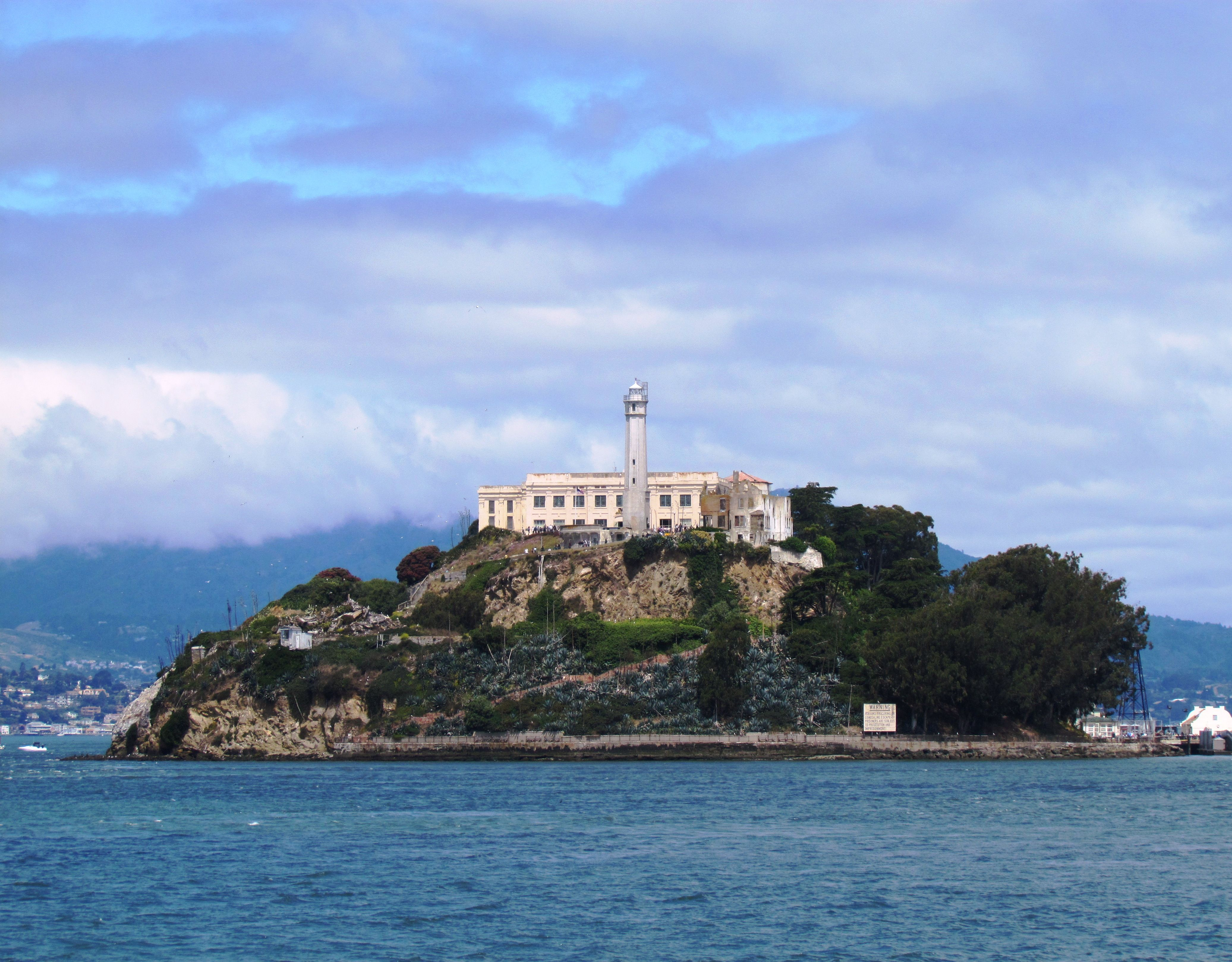 Alcatraz Island San Francisco Places To Travel Places Ive Been