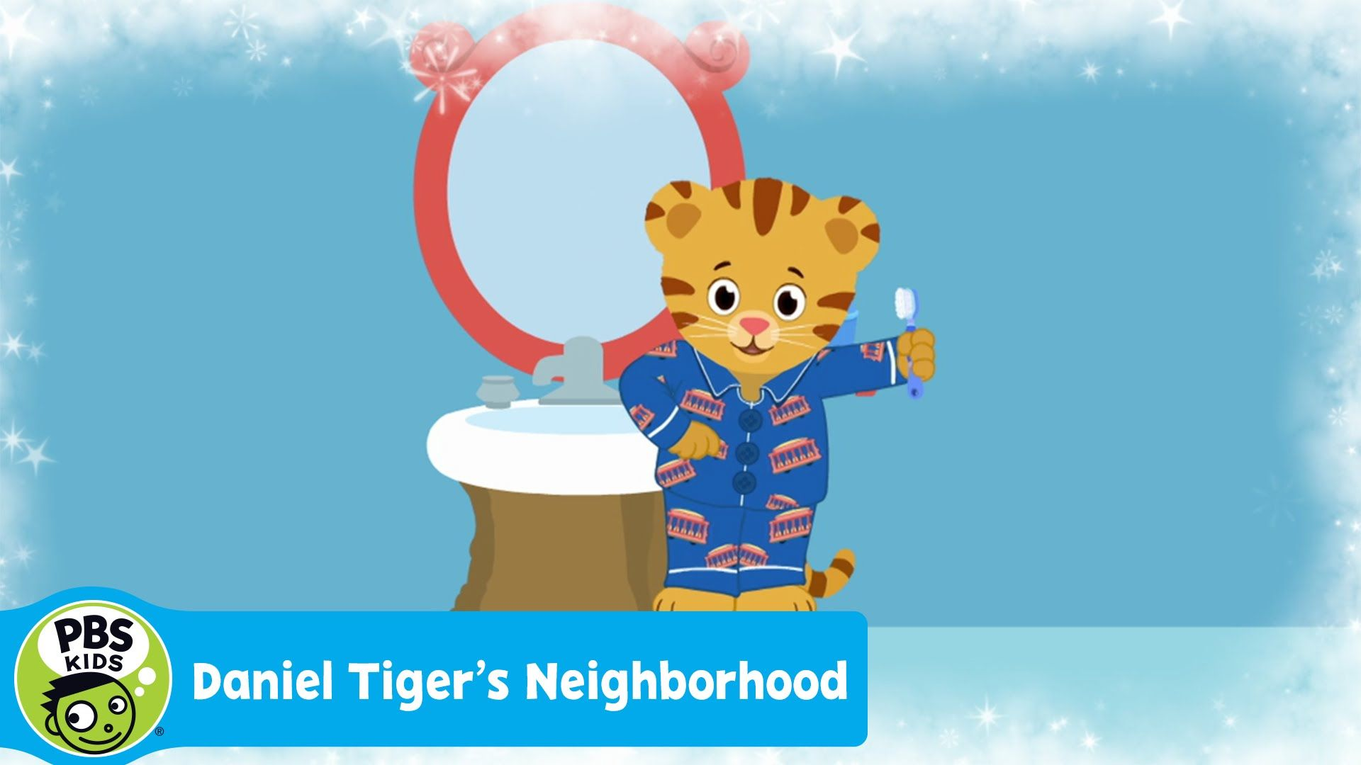 DANIEL TIGER\'S NEIGHBORHOOD | Try to Fix the Problem Yourself! (Song ...