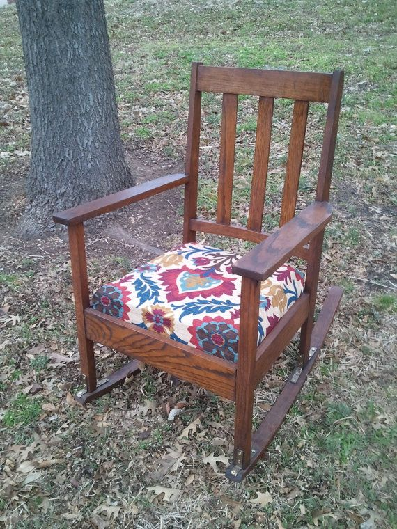1950s rocking chair wood Rocking chair, Wooden rocking