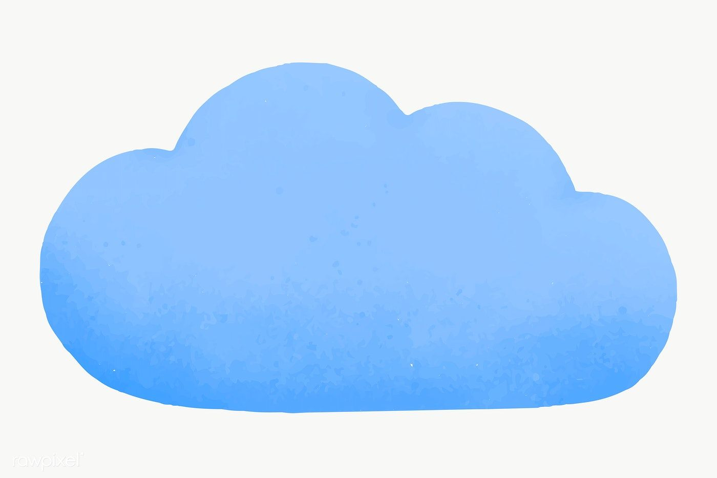 Download Premium Png Of Blue Cloud Computing Social Media Transparent Png Cloud Computing Cloud Computing Technology Social Media Icons Vector