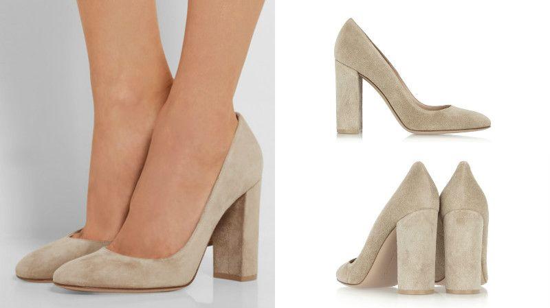 Туфли на толстом каблуке (71 фото)  женские на широком каблуке fdfc9326e03d2