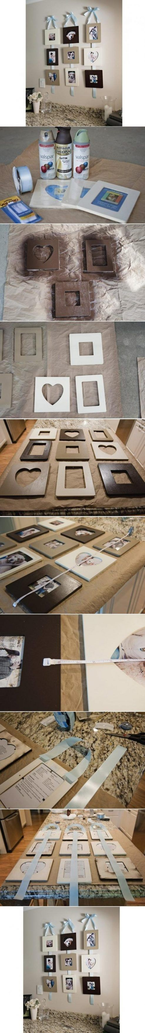 Ideas para colocar fotos de manera original | Pinterest | Originales ...